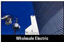 Wholesale Electric Quadrant